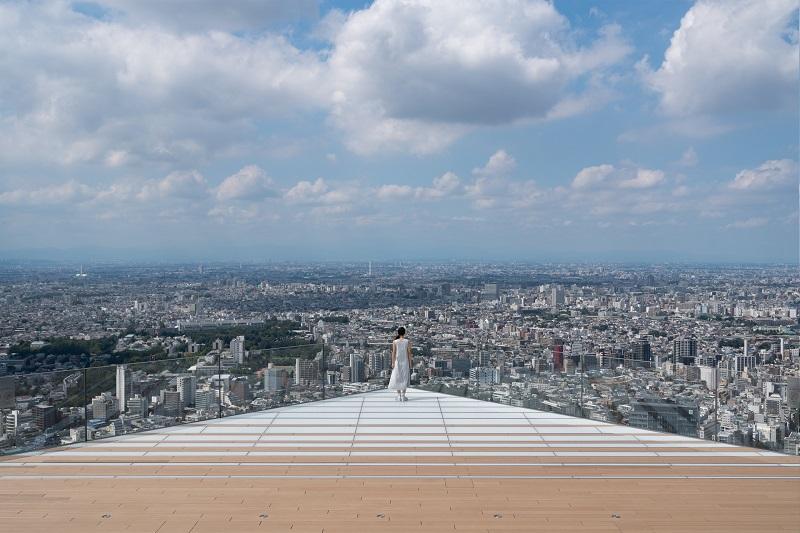 【東京女子旅】『渋谷スクランブルスクエア』屋上展望施設「SHIBUYA SKY」がすごい! おすすめの写真の撮り方も伝授♡_10