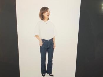 ときめきジーンズに出会ったことある!?着やせ企画で毎日はきたくなるジーンズとご対面