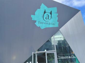 【Tiffany&Co.】ティファニーカフェに行ってみた!