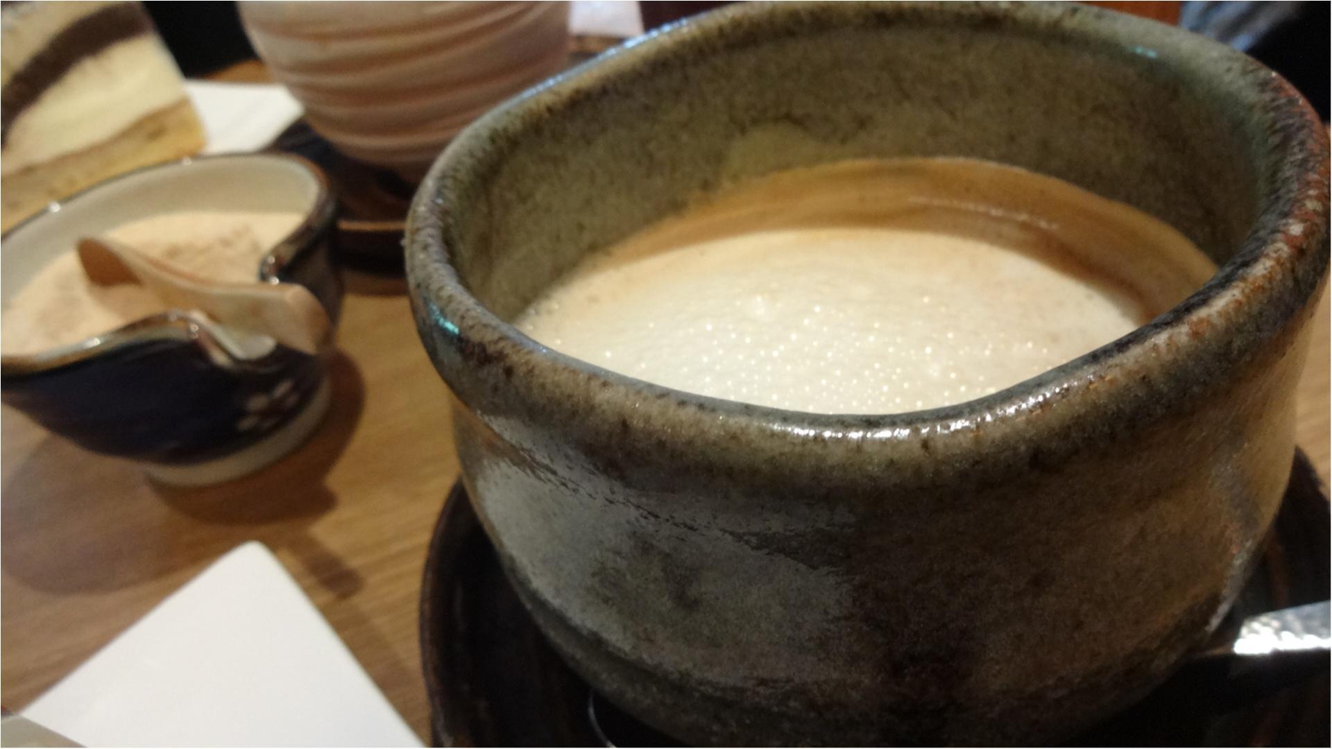 オシャレな和カフェの神楽坂茶寮へ行ってきました♡_4