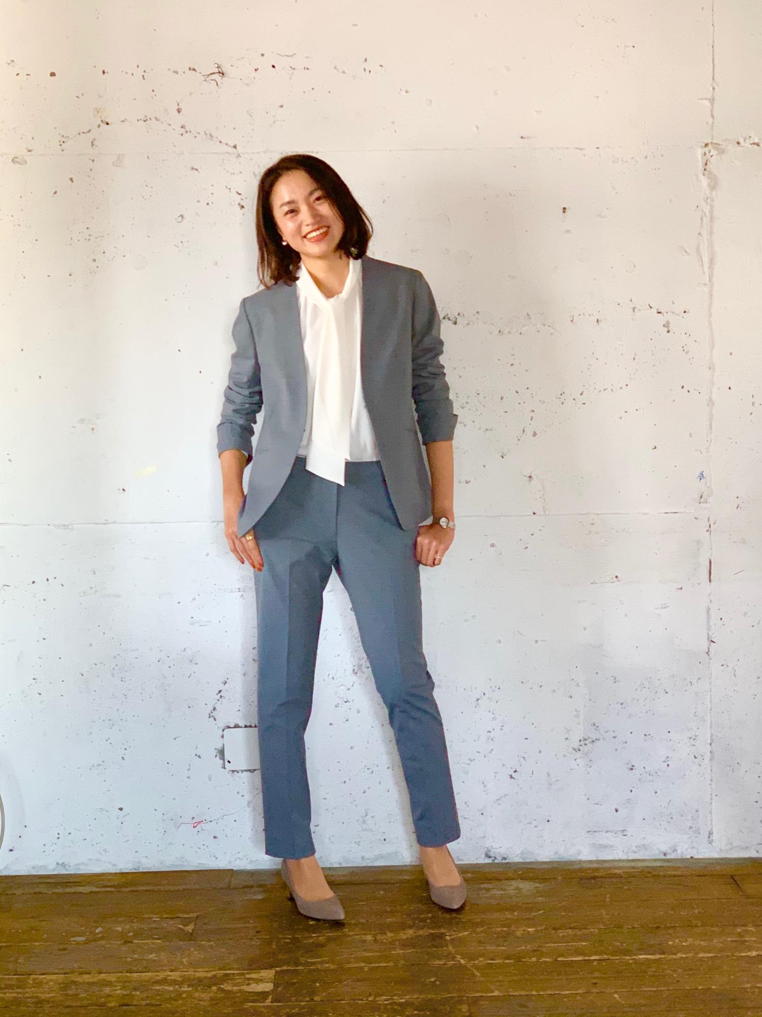 CMで話題沸騰中❤️《そのスーツ、どこの?》【KASHIYAMA the Smart Tailor】でオーダーメイドスーツ&シューズを作りました☻_9
