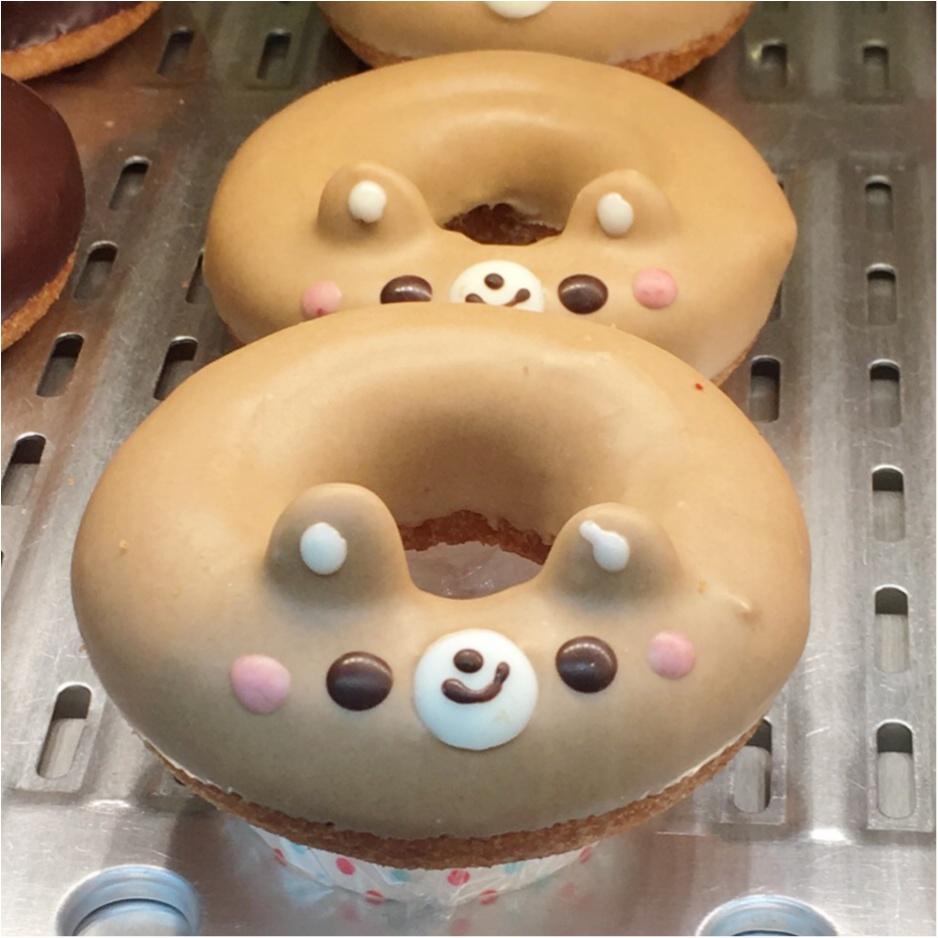フロレスタのどうぶつドーナツがかわいすぎる♡_2