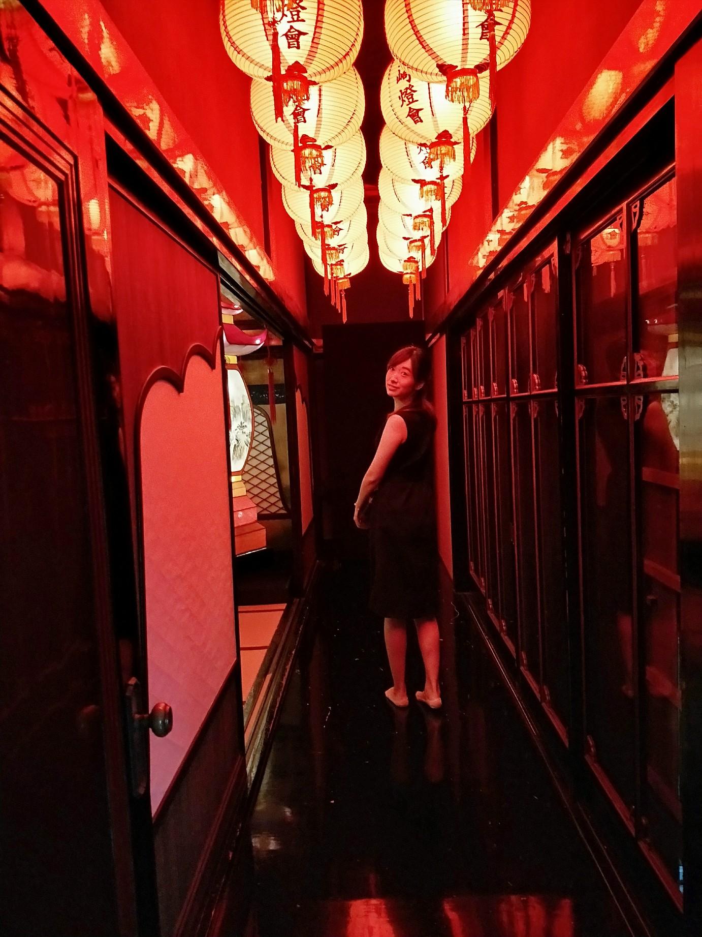今日まで!ホテル雅叙園のアートイルミネーション【和のあかり×百段階段2019】_2