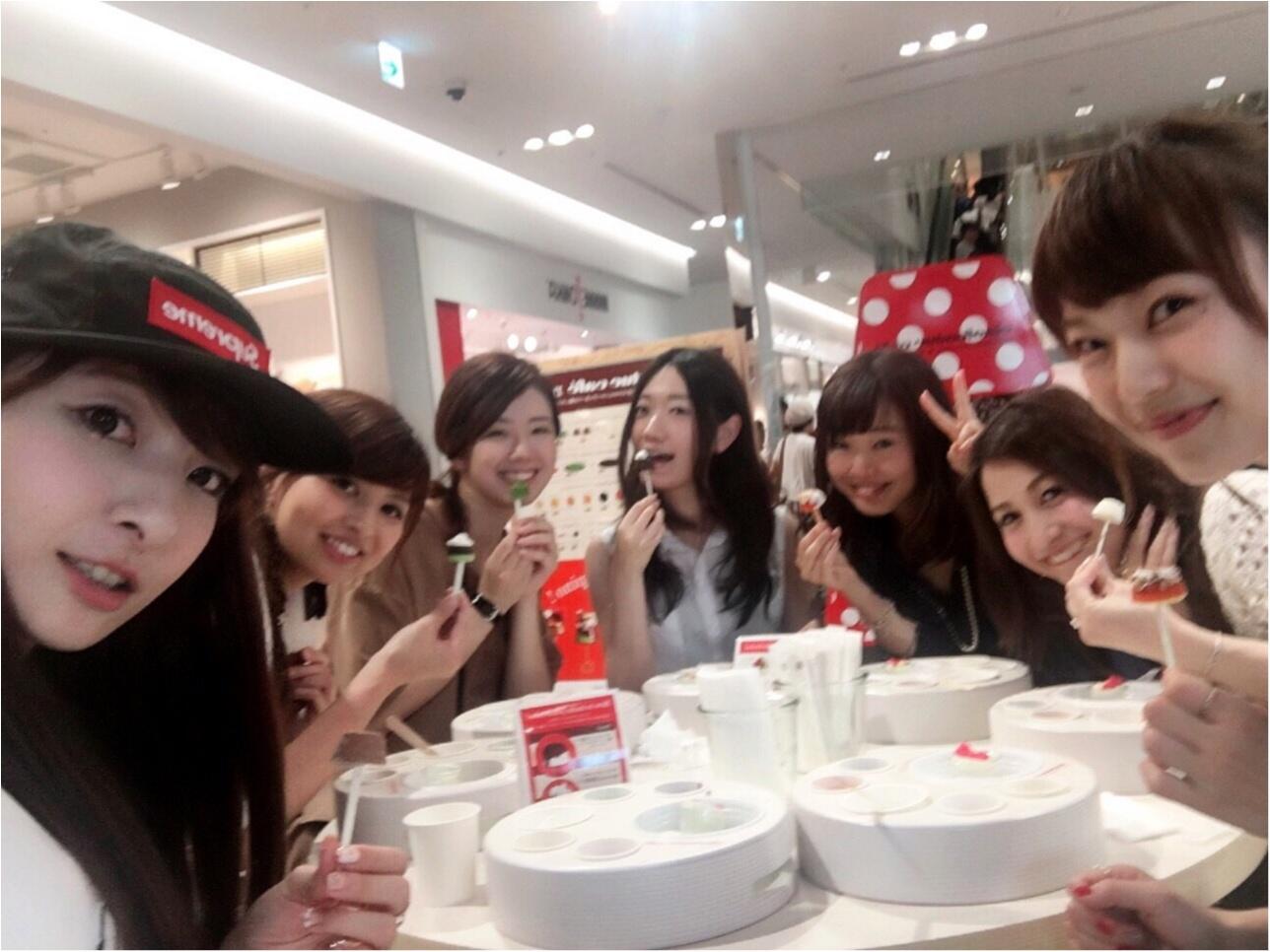 アイスの『pino』がつくった【ピノフォンデュカフェ】今年も東急プラザ表参道原宿3Fにオープン!大阪も今週末オープン✨≪samenyan≫_2