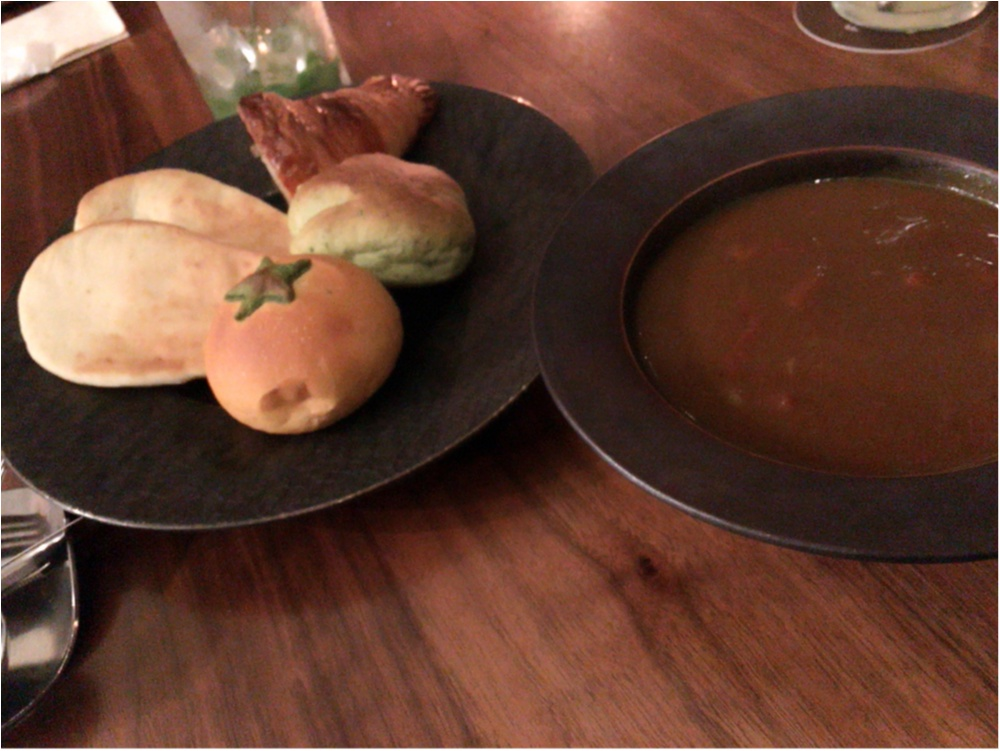 八芳園 Dinner♡Thrush Cafe_3