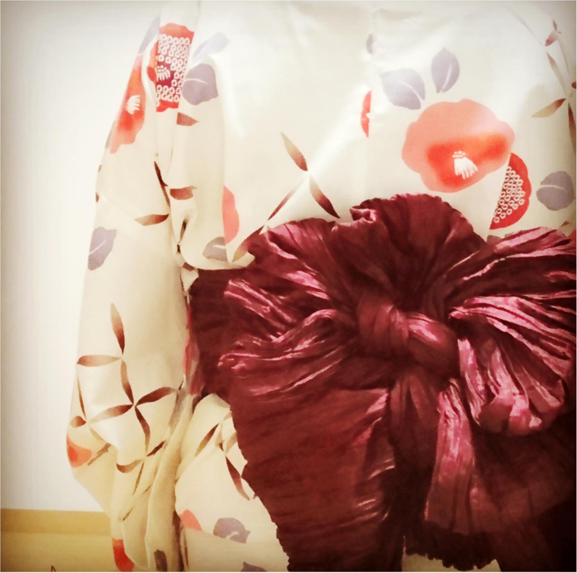 浴衣・帯・下駄の3点セットで3999円から!初めてネットで浴衣を買っちゃいました♥_2