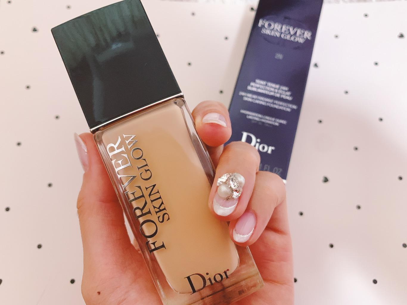 【崩れないツヤ肌】Diorセミグロウファンデ★24時間化粧もちキープ!_2