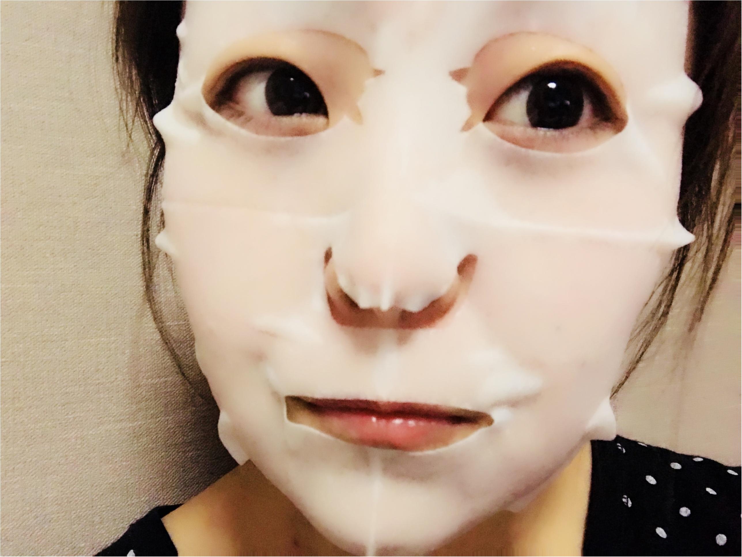 【朝パック】で抜群の化粧ノリ効果!!洗顔+スキンケア+保湿下地が《たった60秒》でできる《目ざまシート》がすごい♡♡_3