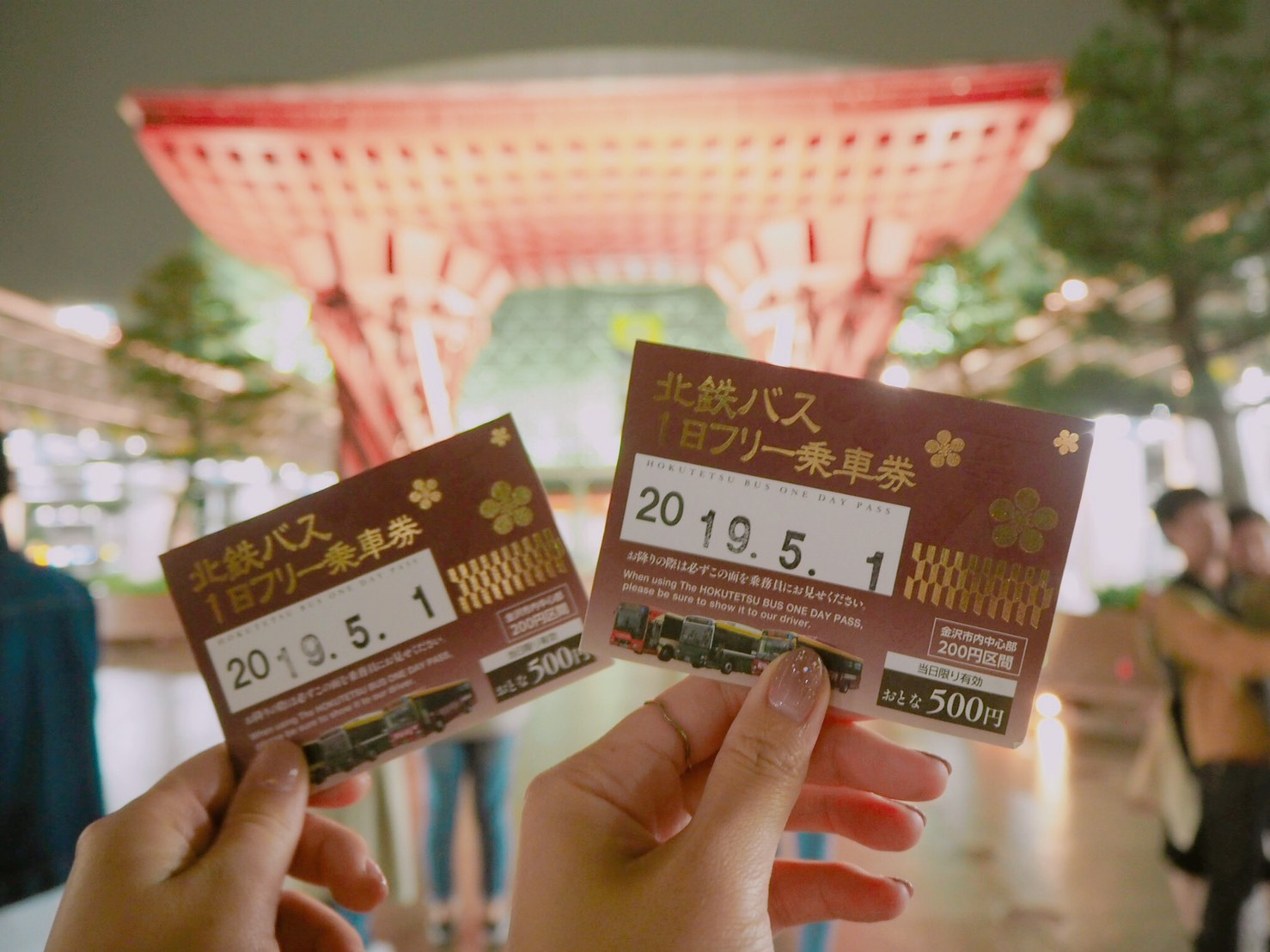 【金沢女子旅】1日目♡着物満喫コース《ひがし茶屋街/兼六園》_1