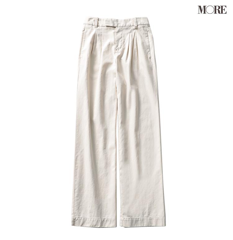 夏▶︎秋パンツは安くて洗えて涼しいこの5本☆ 税抜¥11000以下で集めました!_5
