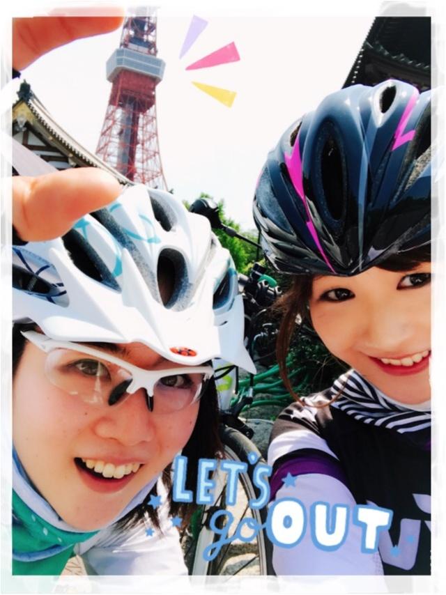「ツール・ド・東北」に向けて…ロードバイク自主トレ!20〜30キロで行けた♡神社・お寺を全部見せ☻【#モアチャレ さえ】_2