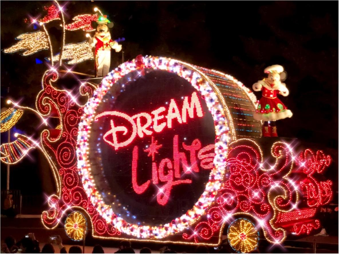 【ディズニー・クリスマス】夜のパークの楽しみ方!クリスマスのオススメを紹介します!_3