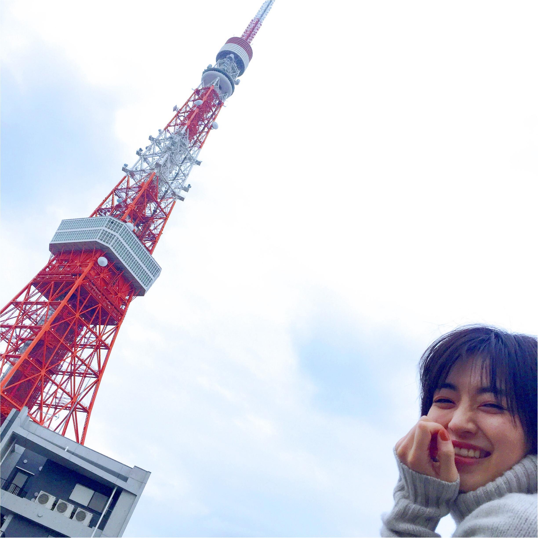 【撮影オフショット】逢沢りなと東京タワー_4