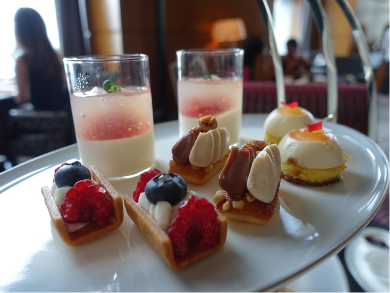 《ザ・リッツ・カールトン東京》素敵ホテルでお洒落なデザート❤︎プレゼントには最高で豪華なこれがいいと思いました!_5