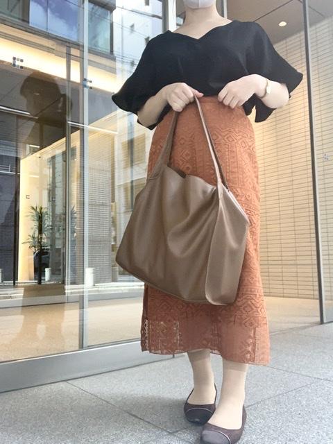 お客様のほしいが詰まった【GU BAG LAB】の高見えレザーバッグが使える♡_2