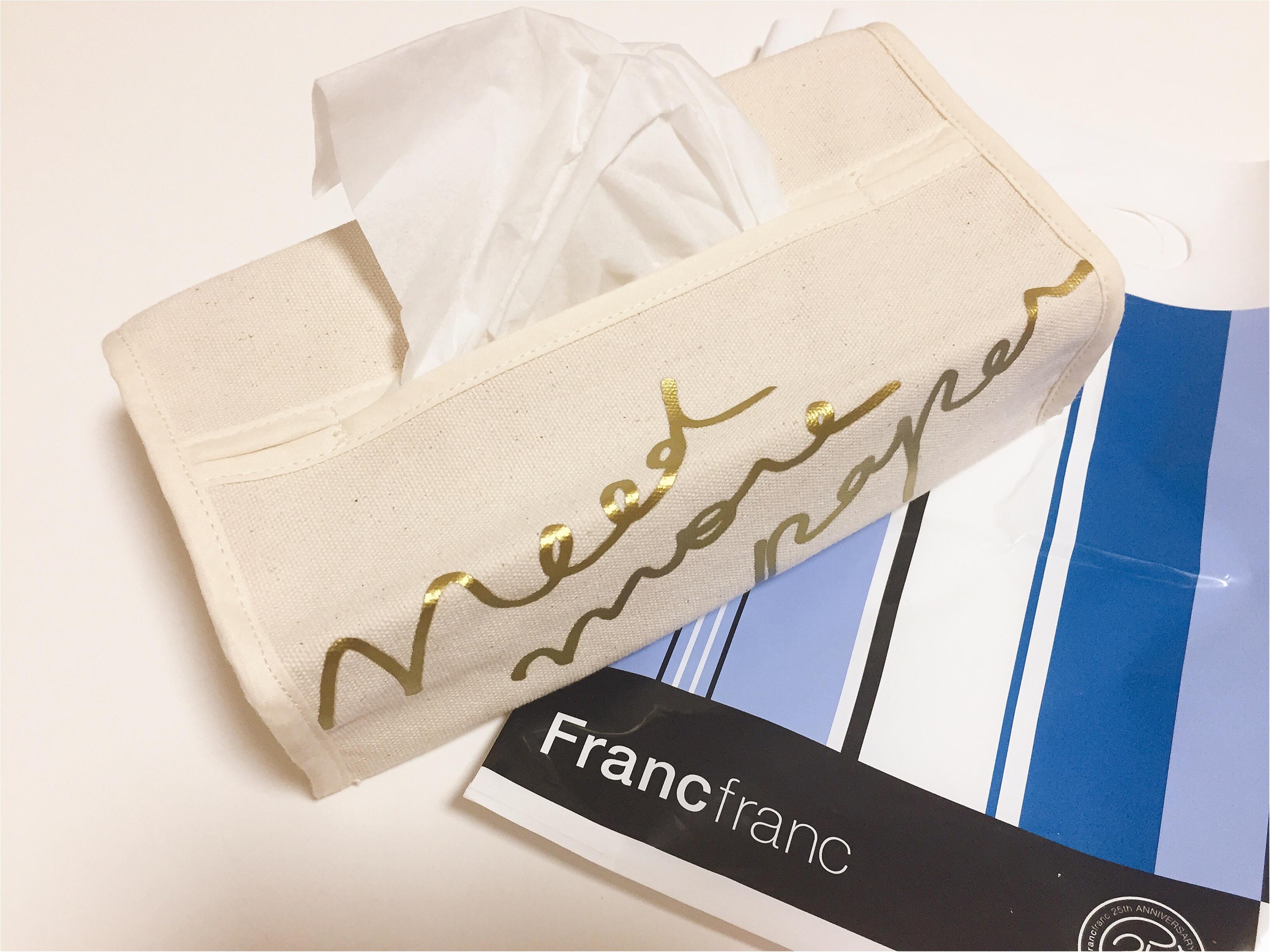 あなたのほしかった商品も20%OFFに?!新宿の『Francfranc(フランフラン)』に急げ〜!! _1