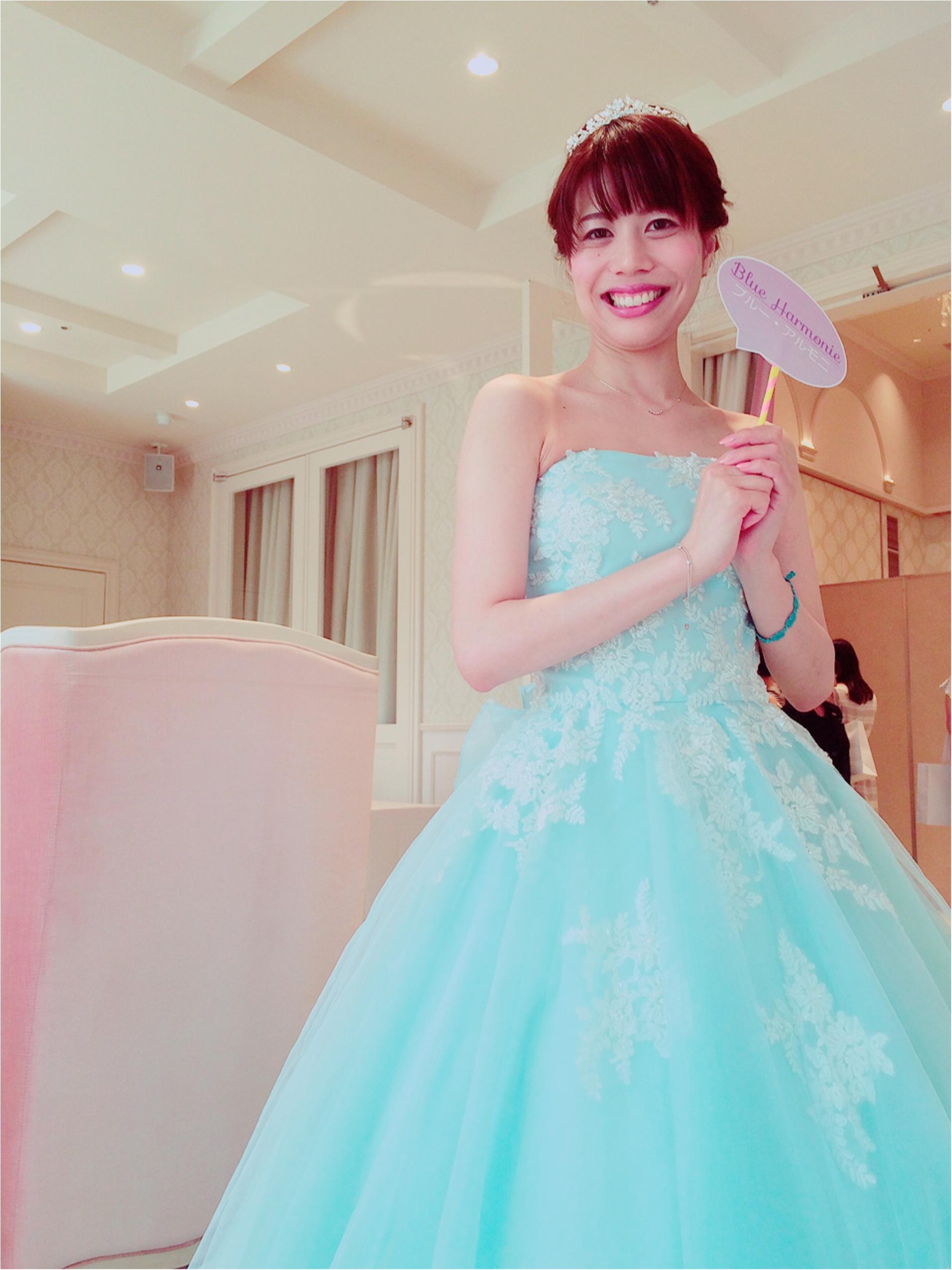 ★ピンクに、バラに、ドレス!女の子の大好き♡が詰まったイベント、第3回marry会に行ってきました★_9