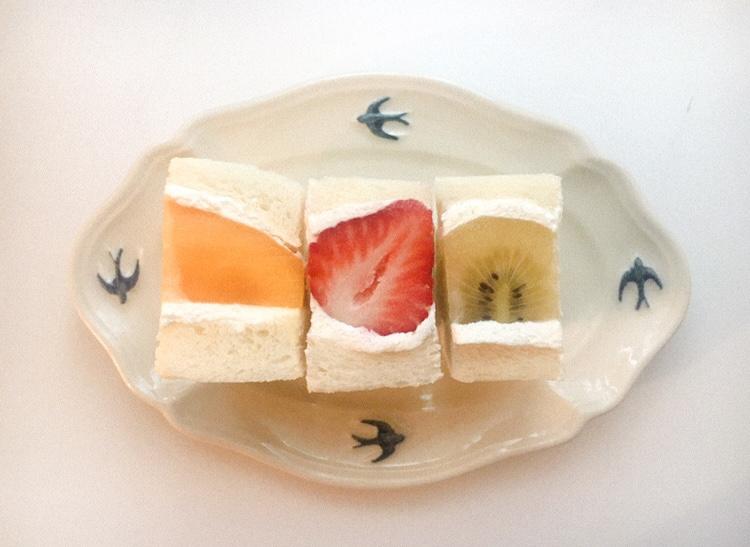 【おこもり飯】《フツウニフルウツ》のフルーツサンドをおうちで♡デリバリーをお願いしてみた!_9