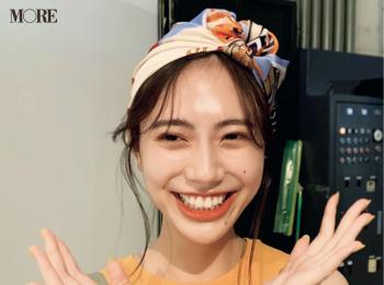 土屋巴瑞季のヘアアレンジが可愛すぎ!【モデルのオフショット】