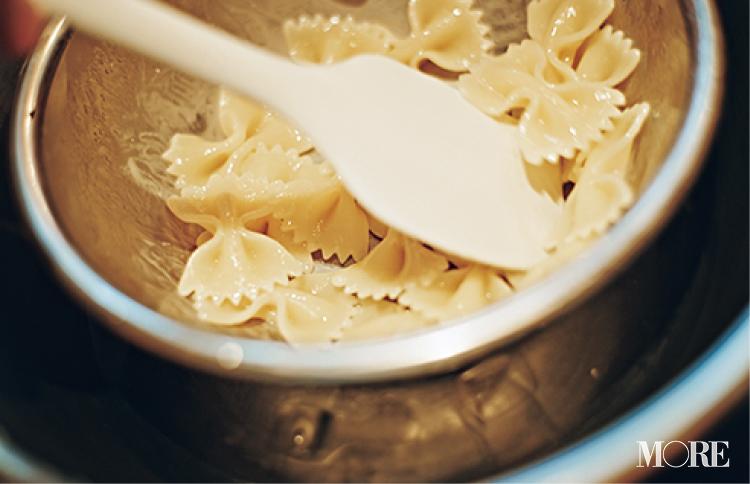 冷蔵庫にある野菜でOK! ヘルシーでおいしいチョップドサラダパスタの作り方【『sio』の鳥羽シェフレシピ】PhotoGallery_1_2