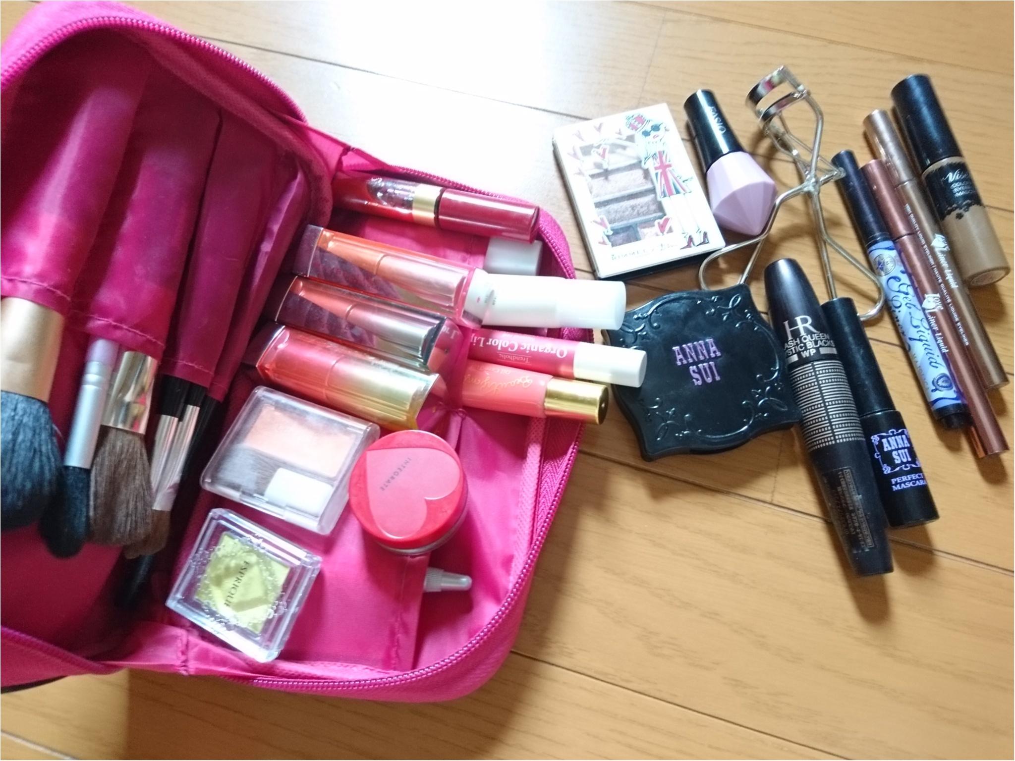 夏休み 旅行 7日間のパッキング&ファッション ご紹介☆_4