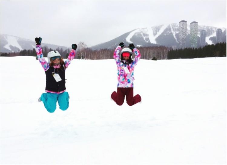 スノボもスキーも出来なくても楽しめる! 「星野リゾート リゾナーレトマム」の『雪ガールステイ』で知った冬山の新しい楽しみ方♡_1
