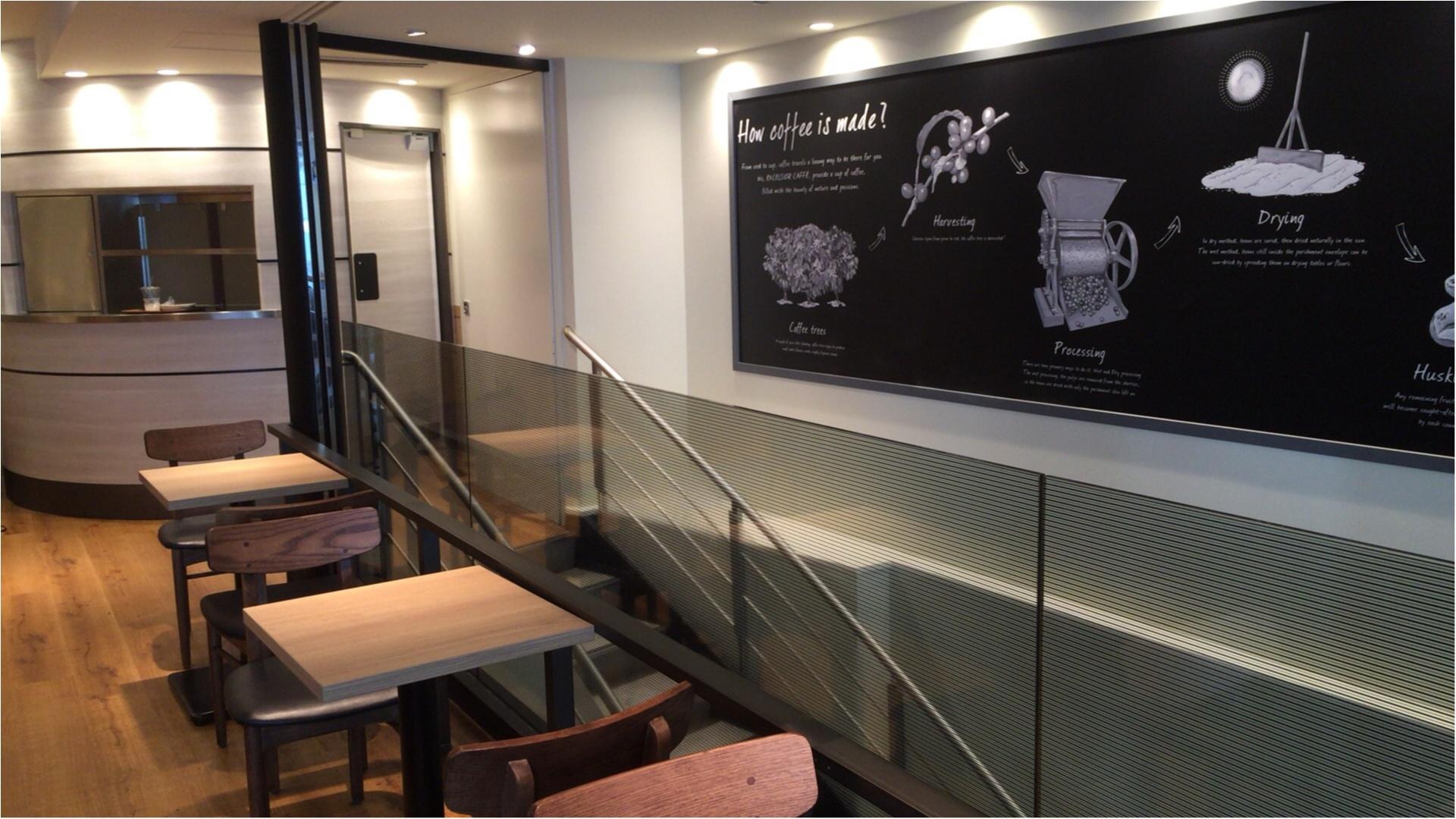 渋谷で電源カフェを探すなら?リニューアルした◯◯カフェが居心地最高♪♪ _4