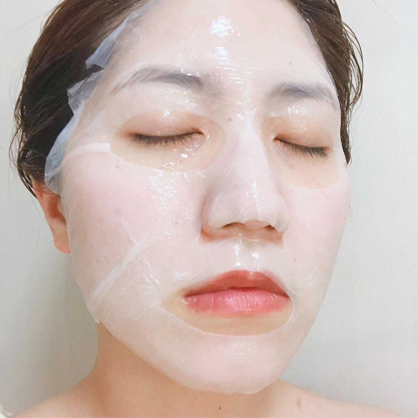 話題のFEMMUE(ファミュ)の新感覚シートマスクを体験!!_7