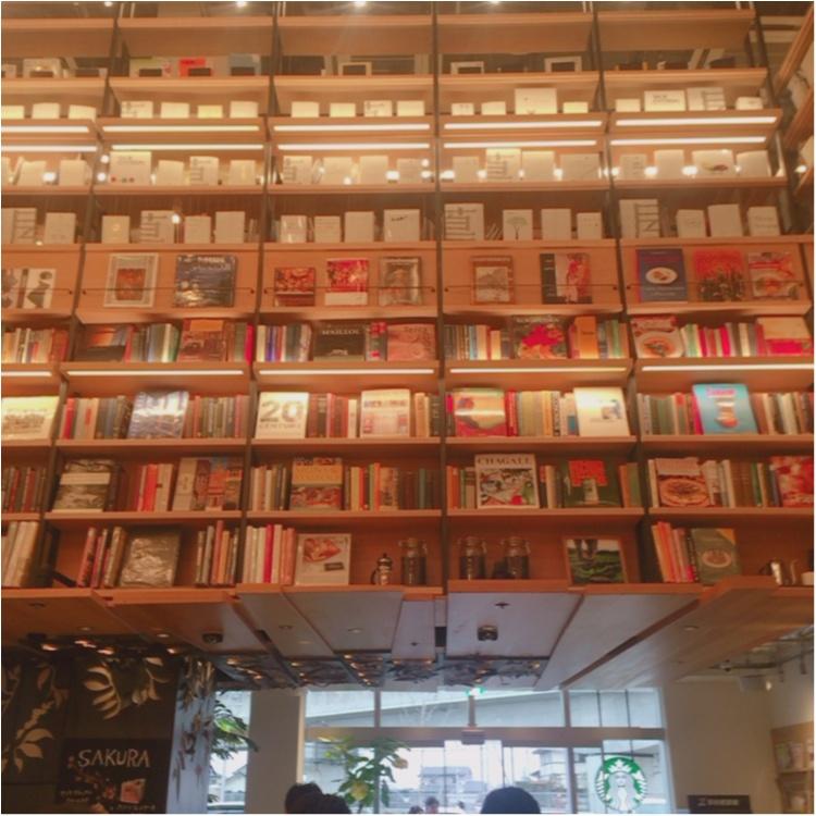 【蔦屋書店  柏の葉t-site】オシャレ☆自然に囲まれた千葉の変わった蔦屋書店とは…?! _4