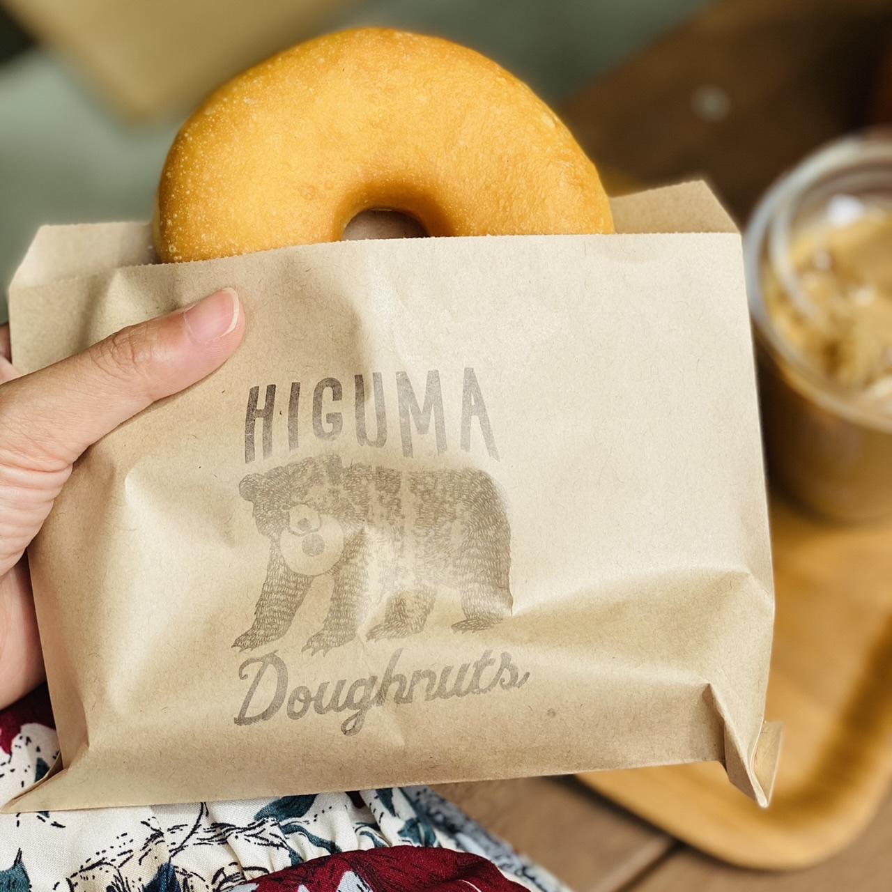 【表参道カフェ】ドーナツのふわふわ感がすごい!木の空間がお洒落《ヒグマドーナツ》へ♡_4