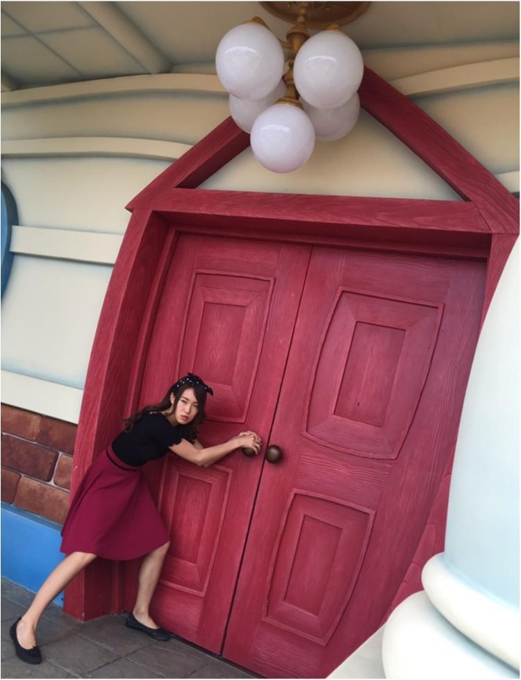【TRIP】今度のDisneyはココで可愛い写真を撮って♡ディズニーランドのフォトスポット Part2 _5