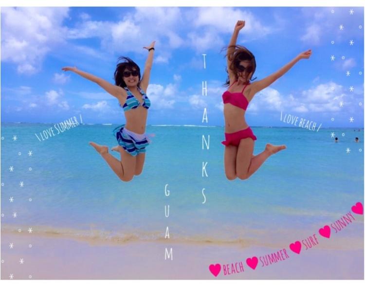 【TRIP】ビーチガールはこの夏どこ行く?!女子旅弾丸グアムのすすめ♡_3