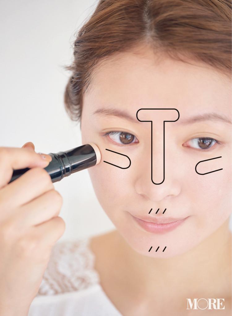 花粉症女子必見! マスク前提の、崩れないベースメイクと眉メイク、教えます♡【2019 #花粉症 4】_9