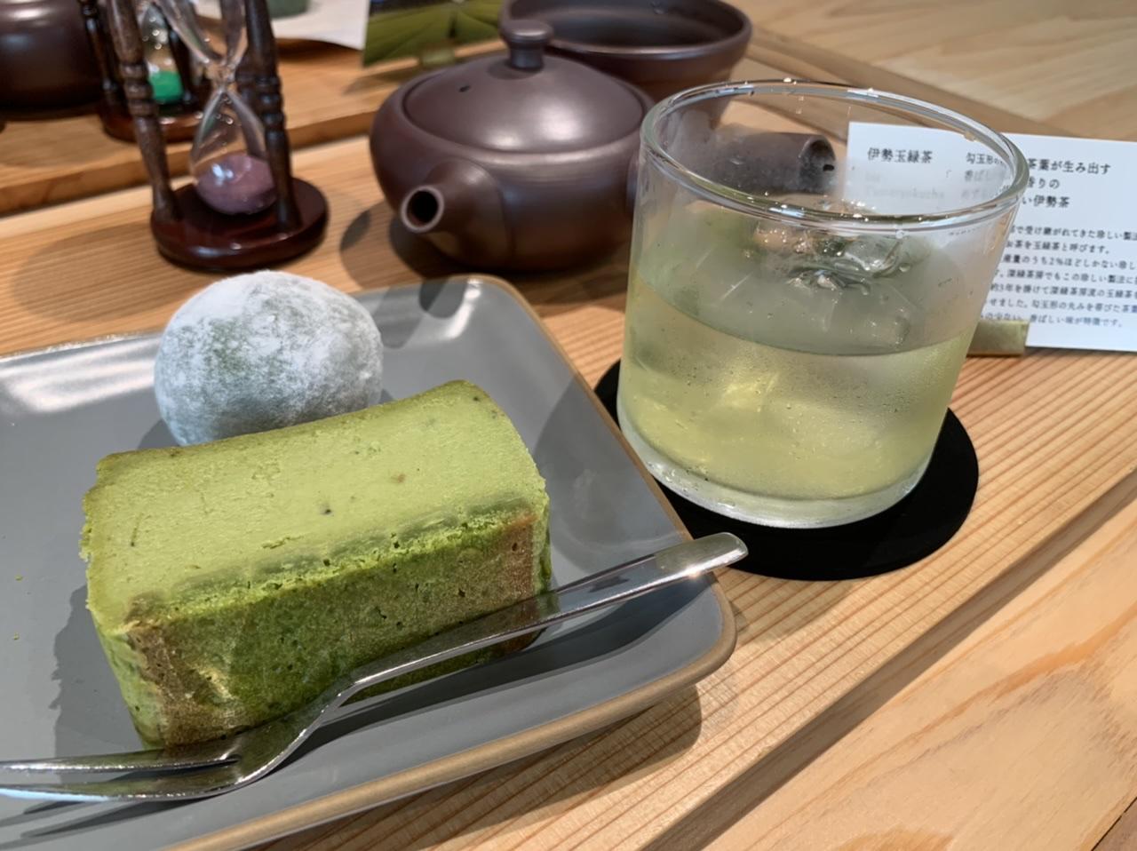 【名古屋に来たら寄ってけ!】伊勢茶を心から楽しめるお茶カフェ♡_3