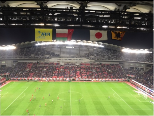 激アツ。サッカー日本代表の全力応援体験ツアーに参加してきました♡_12