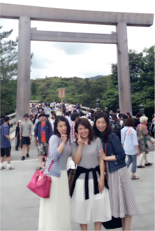 伊勢神宮&名古屋Trip♡伊勢神宮 内宮への参拝方法≪samenyan≫_1