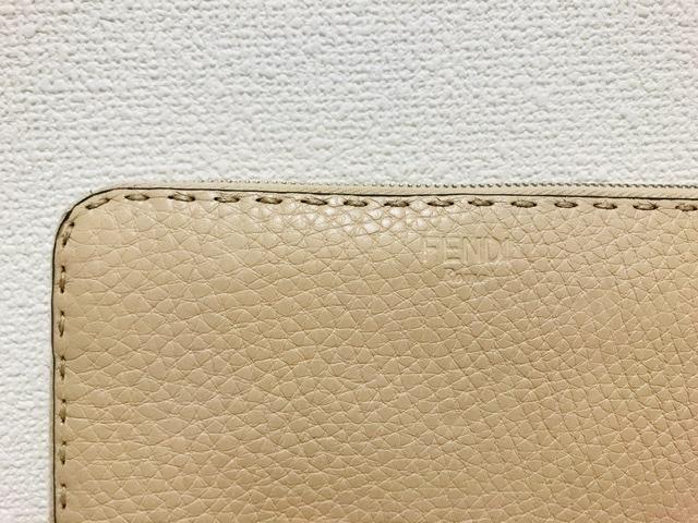 【20代女子の愛用財布】FENDI♡お財布は長く愛せるものを。_2