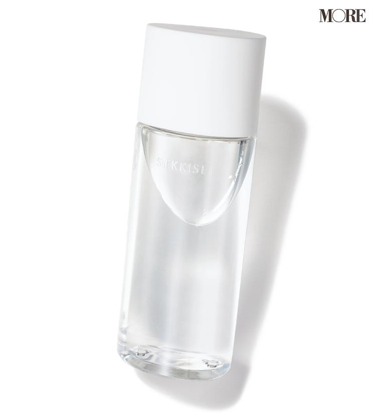 使うたび浸透し、透明感がぐんとアップしていく! 『雪肌精』の低刺激化粧水「クリアウェルネス ピュア コンク」_1