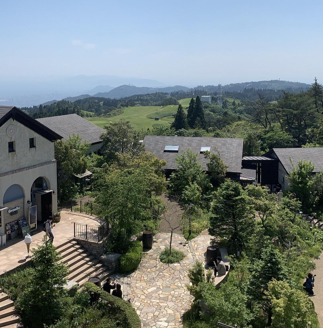【HYOGO】六甲山の自然いっぱいな癒し空間♡キャラコラボ中☺︎_1