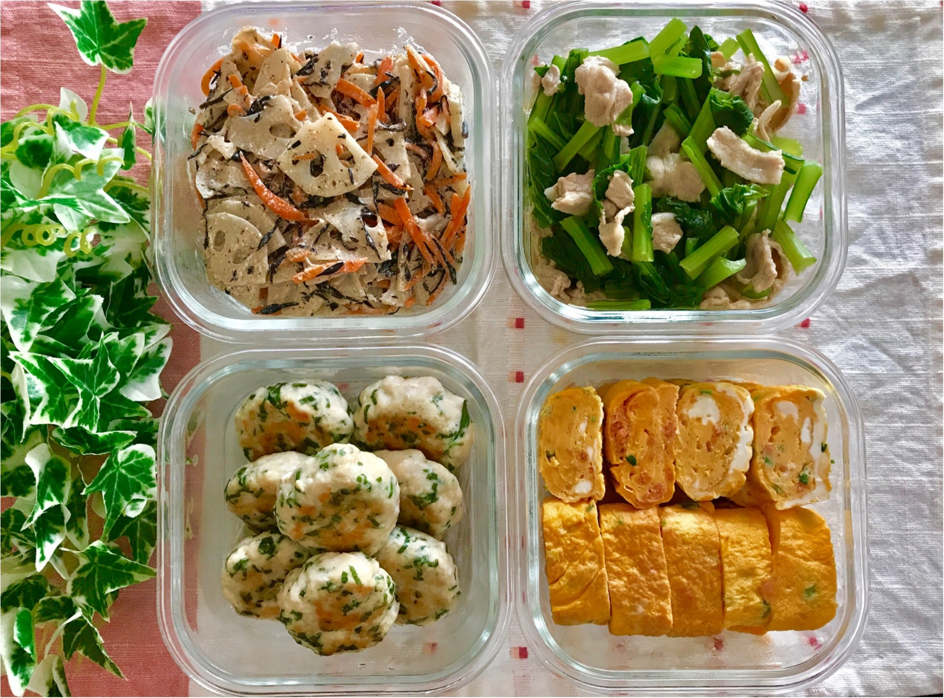 【作り置きおかず】お弁当作りに大活躍!超簡単★常備菜レシピをご紹介♡〜第23弾〜_1