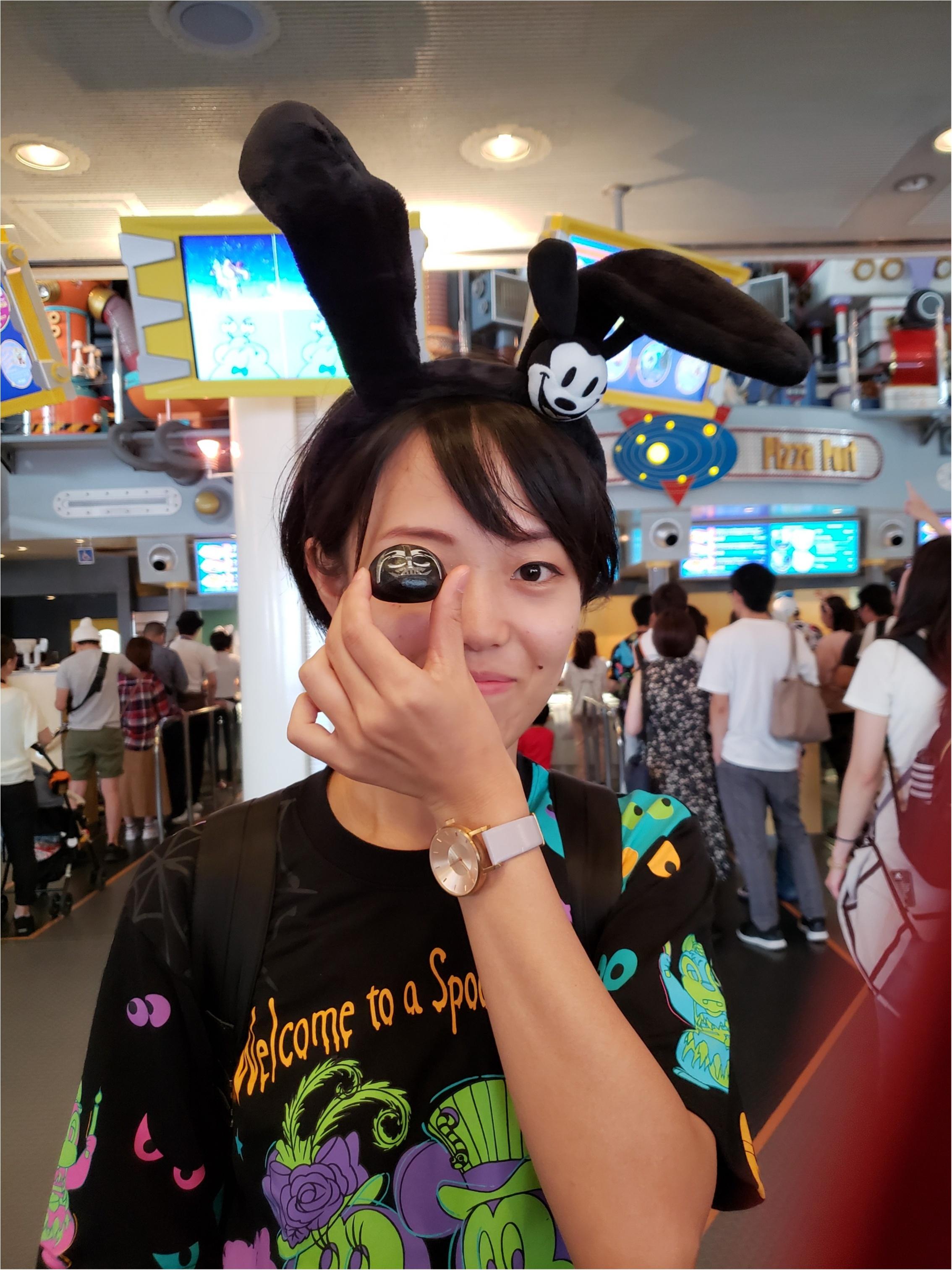 【東京ディズニーランド】9/11ハロウィーン初日に行ってきました!_9