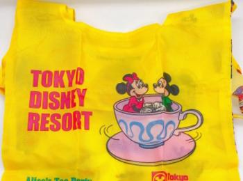 『東京ディズニーシー』のカプセルトイ、エコバッグをゲット!【今週のMOREインフルエンサーズ人気ランキング】