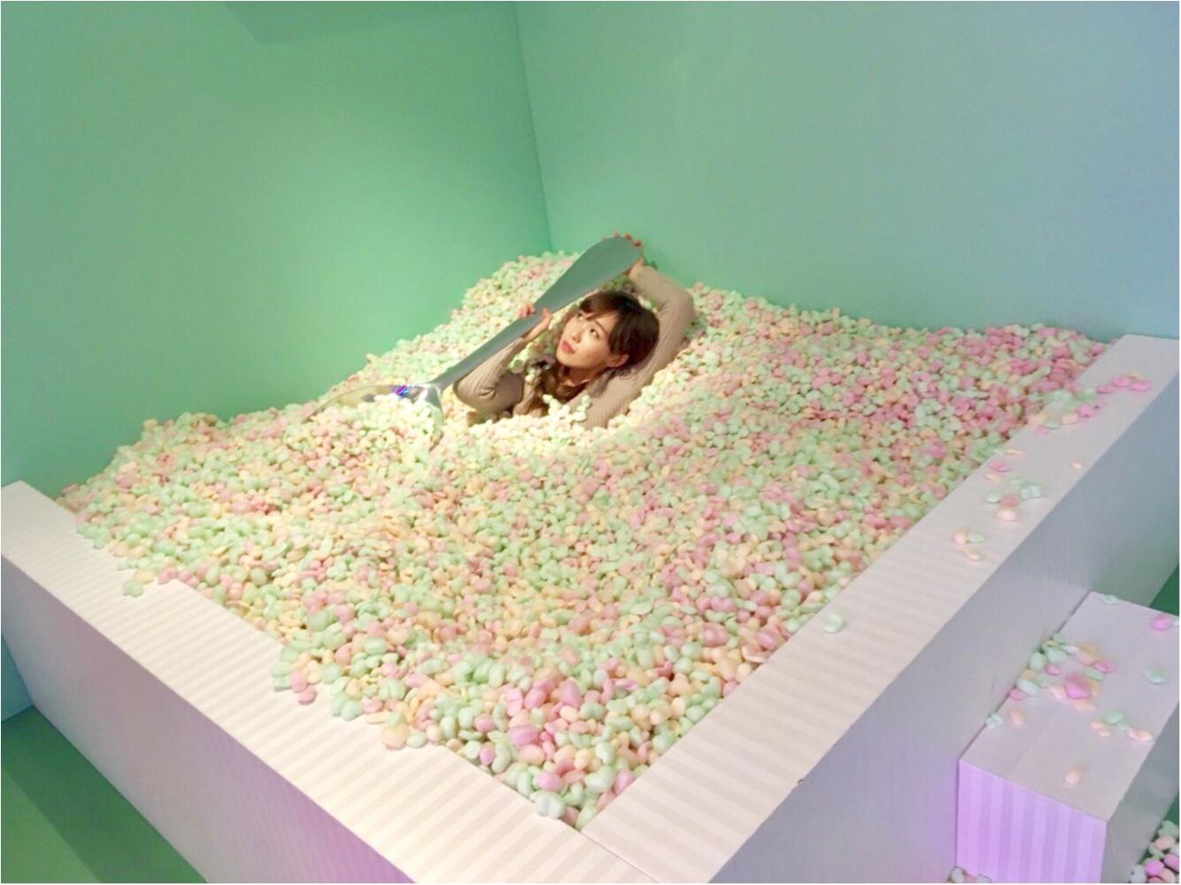 カメラ女子必見! あの、フォトジェニック・アート展『VINYL MUSEUM(ビニール・ミュージアム)』が、さらに可愛くなって帰ってきた!!_1_4