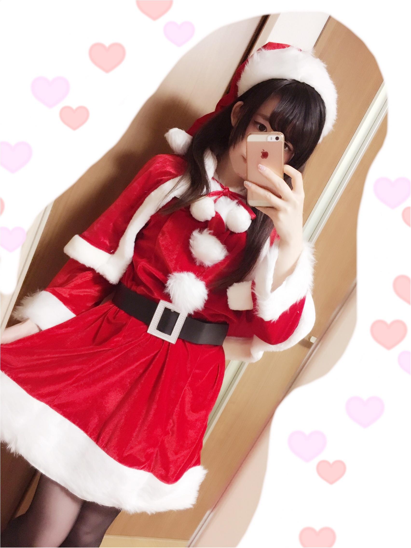 クリスマスコスプレの時機到来♡品揃えは断然『◯◯◯のドンキ』がすごいっ!by現役コスプレイヤー_2