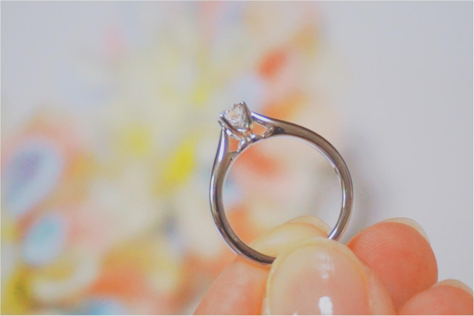エンゲージリングは『好きなものを選んで欲しい』♡べルギー王室御用達‼︎世界で1番美しいと実証されたダイヤモンドを君に♡︎_4