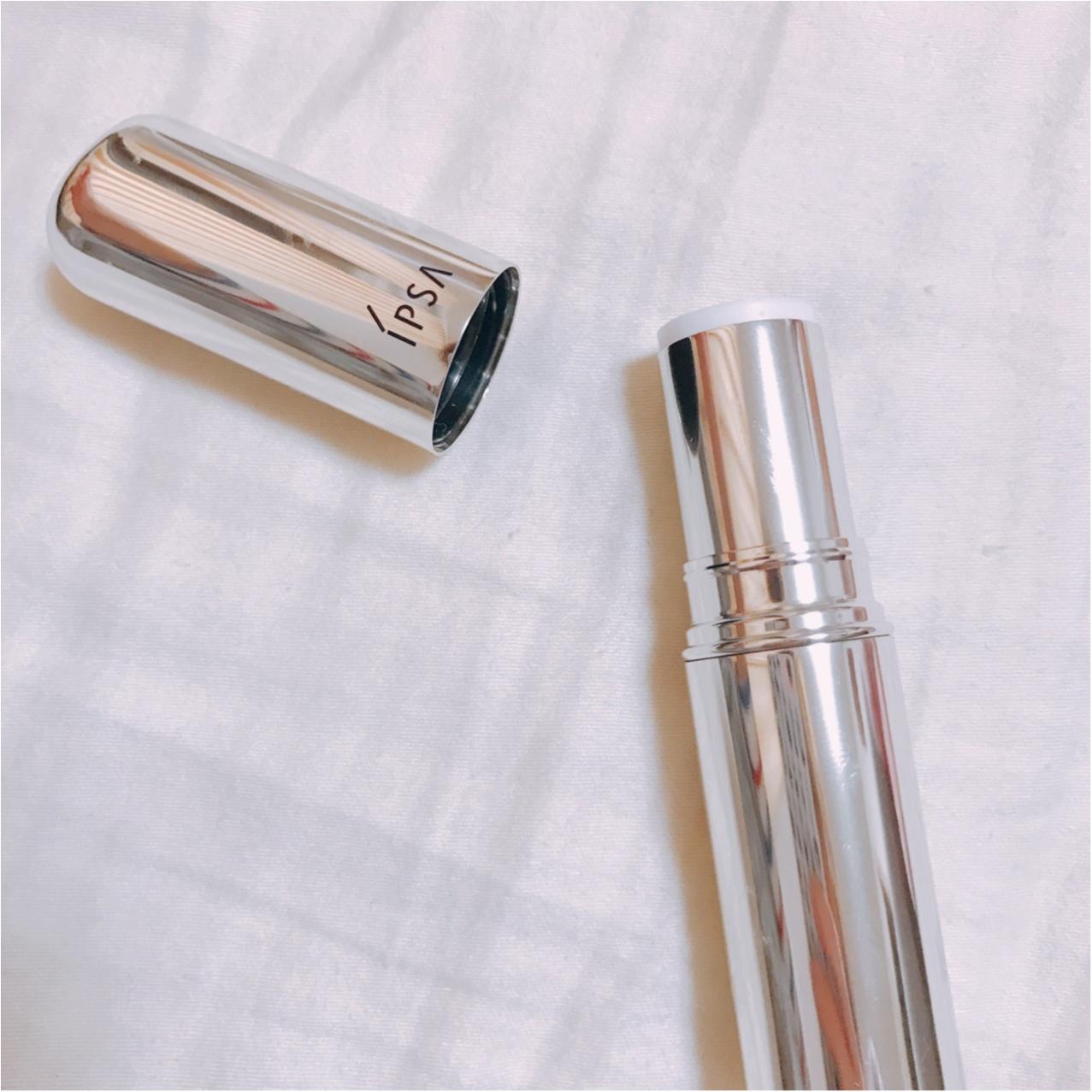 メイクの上から保湿できちゃう!IPSAの美容液スティックはこれからの季節のマストアイテム♡_2