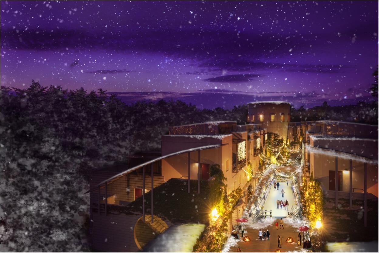 【応募終了】『星野リゾート リゾナーレ八ヶ岳』ペア宿泊券(1組2名様)【DAILY MOREのクリスマスプレゼント!】_1