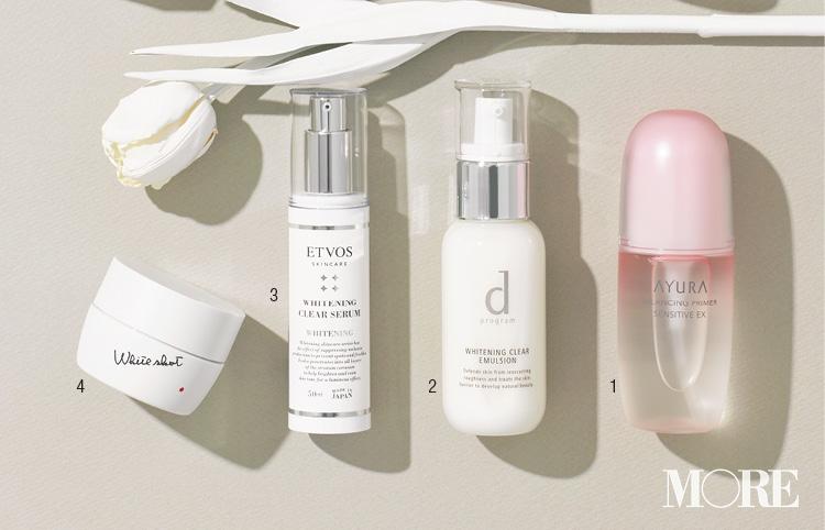 美白化粧品特集 - シミやくすみ対策・肌の透明感アップが期待できるコスメは? 記事Photo Gallery_1_6
