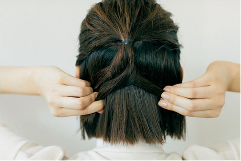 結婚式特集《髪型編》- 簡単にできるお招ばれヘアアレンジや、おすすめヘアアクセサリー_8