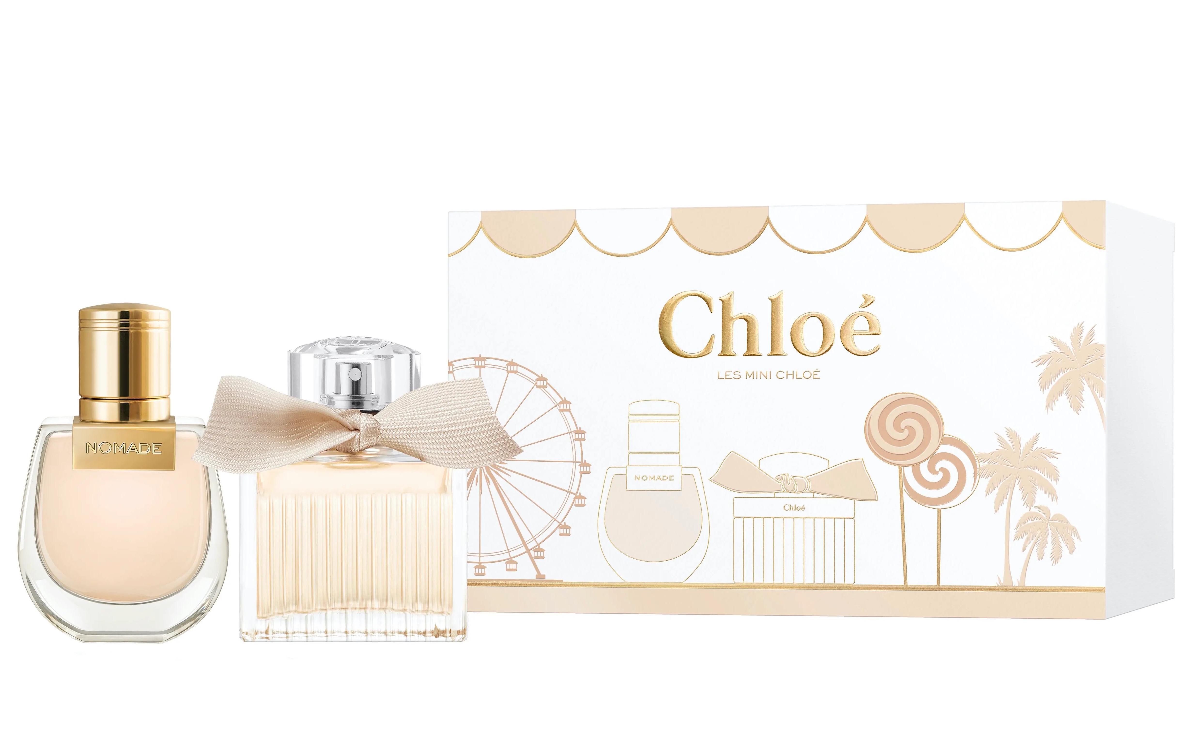 『クロエ』の2つの香りを一度に楽しめるチャンス! ミニサイズのボトルも可愛い♡【新作コスメニュース】_1